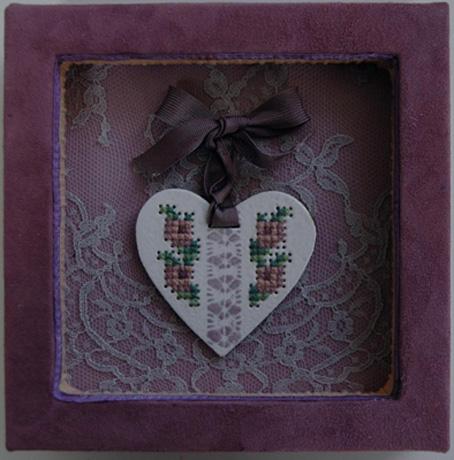 Κεντημένη Καρδιά, Τέσσερα ρόδα, Janet Haig