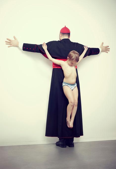 Αναφέρεται στα φαινόμενα παιδεραστίας στο Βατικανό