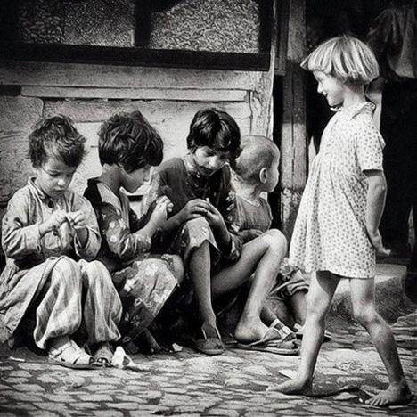 Το κοινωνικό χάσμα...