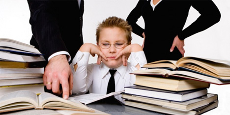 Σχολείο: Ανάμιξη των γονιών