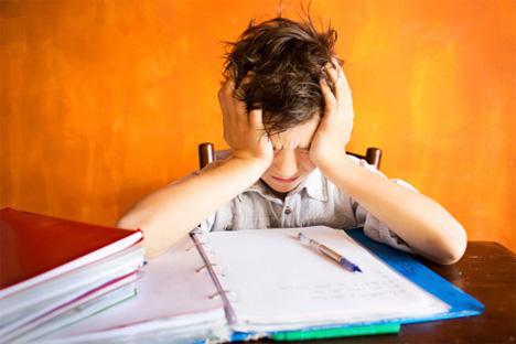 Άγχος και σχολείο