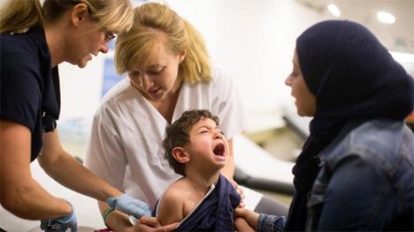 Σε 20.000 ανέρχονται τα κρούσματα ιλαράς στην Ευρώπη από το 2016 – Τα 2659 στην Ελλάδα
