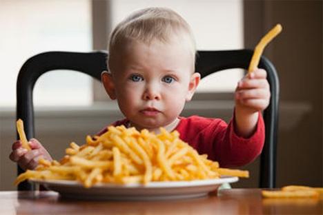 Γιατί παχαίνουν τα παιδιά σήμερα;