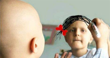 Σήμερα είναι η Παγκόσμια ημέρα κατά του παιδικού καρκίνου