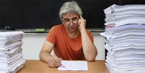 UNESCO: 21 ώρες διδασκαλίας = 84 ώρες δουλειάς γραφείου