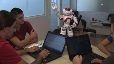 Διαγωνισμός Εκπαιδευτικής Ρομποτικής: «Εποικισμός στον Άρη» από μαθητές Γυμνασίου της Λαμίας