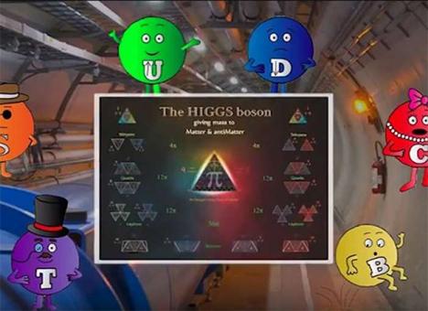 Σε Έλληνες μαθητές το 1ο Βραβείο Διεθνούς Διαγωνισμού για το βίντεο ″The Quark show″ που δημιούργησαν στο πλαίσιο προγράμματος του CERN