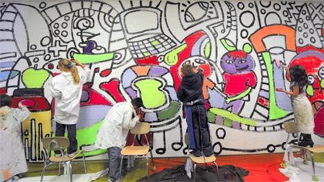 Ο ρόλος της παρεμβατικής τέχνης στην παρουσίαση και την αντιμετώπιση του θέματος του σχολικού εκφοβισμού. *
