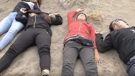 Η «τραγωδία» μαθητών «στην Παλαιόχωρα» που έγινε viral – ΒΙΝΤΕΟ