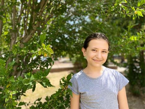 Συγκίνηση από την ευχαριστήρια επιστολή μιας 11χρονης προσφυγοπούλας προς τη δασκάλα της