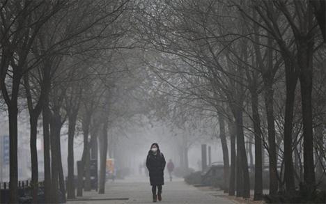 Οι γυναίκες που ζουν σε περιοχές με υψηλές συγκεντρώσεις μικροσωματιδίων ρύπανσης διαμέτρου κάτω των 2,5 χιλιοστών, που εισχωρούν εύκολα στους πνεύμονες και είναι γνωστά ως PM2.5 ή ΑΣ 2,5, διέτρεχαν 68% έως 91% μεγαλύτερο κίνδυνο για επιδείνωση της γνωστικής τους ικανότητας και της άνοιας, σε σχέση με τα άτομα με έκθεση σε χαμηλότερα επίπεδα ρύπανσης, αναφέρει η έρευνα. A- A A+  Φωτο: EPA/WU HONG