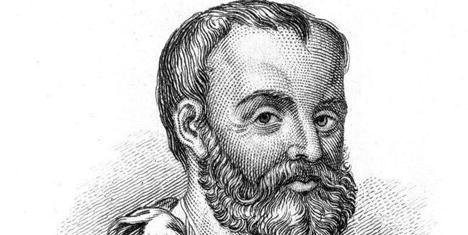 * Ο αρχαίος φιλόσοφος Γαληνός