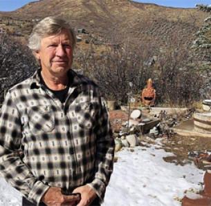 Ρίτσαρντ Χίιντ, διευθυντής του Climate Accountability Institute