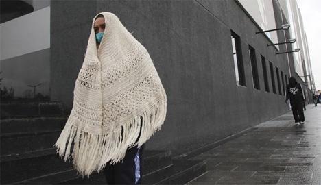 Εκουαδόρ, Γυναίκα φτάνει σε νοσοκομείο  AP