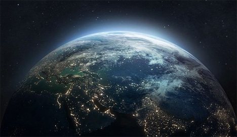 Ο πλανήτης Γη  SHUTTERSTOCK