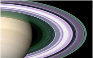 Η μελέτη των δακτυλίων του Κρόνου αποκάλυψε στοιχεία για τον πυρήνα του - EPA/NASA/JPL