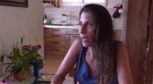 Η Idit Harel Segal, στιγμιότυπο από βίντεο του Υπουργείου Εξωτερικών του Ισραήλ.
