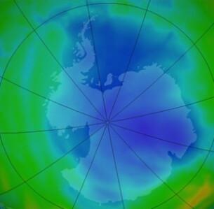 NASA/Ozone Hole Watch